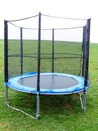 jaka siatka do trampoliny