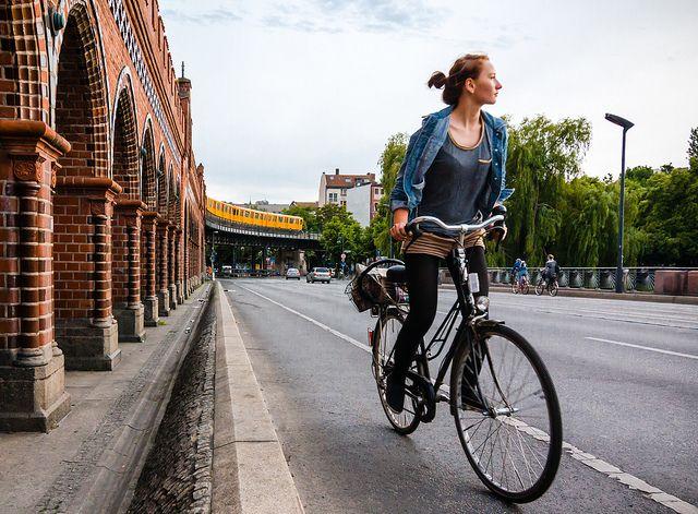 lato na rowerze